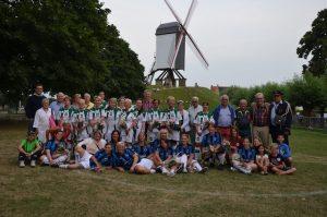 Vrouwenvoetbal Club - Cercle 2019 @ Tent tussen de molens | Brugge | Vlaanderen | België