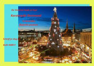 Kerstmarkt Dortmund 2019 @ Dortmund, Duitsland