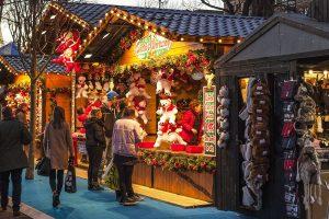 Kerstmarkt Valkenburg @ Valkenburg, Nederland