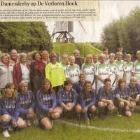 Damesderby op de Verloren Hoek - 2011 (1)