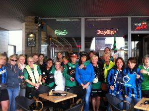 Vrouwenvoetbal Club - Cercle 2021 geannuleerd @ Tent tussen de molens | Brugge | Vlaanderen | België